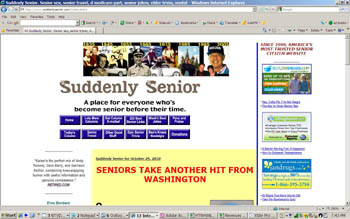 Retirement Resources Image - Suddenly Senior